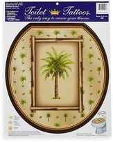 Bed Bath & Beyond Toilet Tattoos® Bahama Breeze in Round