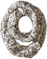 San Diego Hat Company BSS1675 Crochet Knit Infinity Scarf