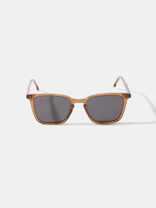 Komono Ethan Rectangular Sunglasses