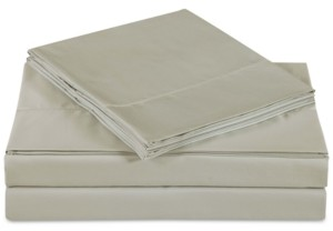 Charisma Ultra Cotton Sateen 610 Thread Count 4-Pc. Solid King Sheet Set Bedding