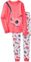 Petit Lem Musical Pajama Set (Toddler & Little Girls)