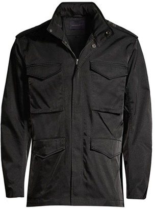 John Varvatos Connor Cotton Field Jacket
