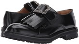 Alexander McQueen Hopper Punk Buckle Shoe Men's Slip on Shoes
