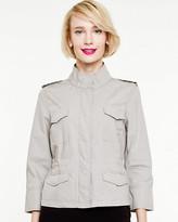 Le Château Cotton Poplin Jacket