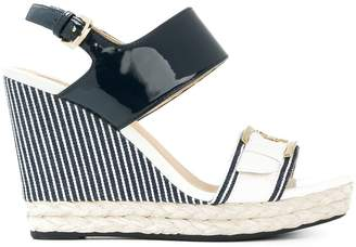 Geox Janira buckled sandals