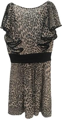 Mangano Beige Dress for Women