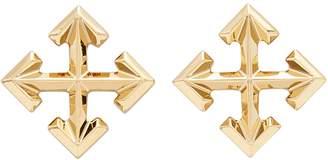 Off-White Off White Arrow earrings