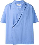 Sunnei kimono short sleeve shirt - men - Cotton - S