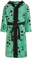 Schiesser Dressing gown grün