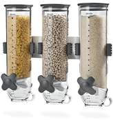 Zevro Smart Space Edition Wall Mount Dispenser Triple Canisters
