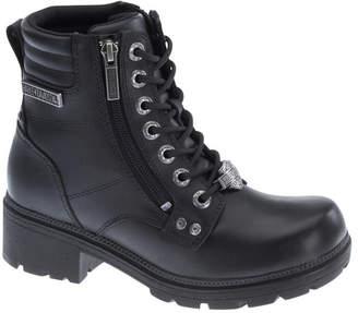 Harley-Davidson Women Inman Mills Casual Boot Women Shoes