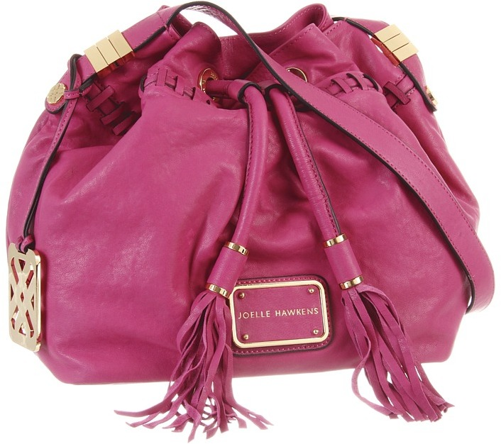 Treesje Joelle Hawkens by Towney (Magenta) - Bags and Luggage