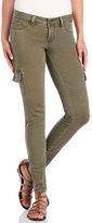 YMI Jeanswear WannaBettaButt Skinny Leg Cargo Pants