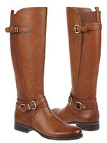 "Naturalizer Juletta"" Tall-Shaft Boots"