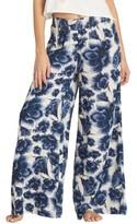 Billabong Women's Midnight Kiss Floral Print Pants