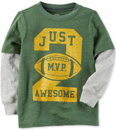 Carter's Graphic-Print Shirt, Toddler (2T-4T)