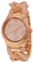 Michael Kors MK4283 Rose Gold Stainless Steel 34mm Womens Watch