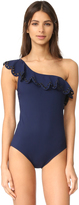 Karla Colletto Temptation One Shoulder Maillot