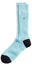 Tommy Hilfiger Marled Knit Dress Socks