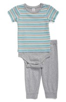 Nordstrom Infant Boy's Stripe Bodysuit & Pants Set