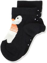 Tommy Hilfiger Baby TH Penguin 2P Calf Socks,pack of 2