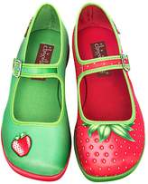 Hot Chocolate Design Chocolaticas Strawberry Women's Mary Jane Flat US Size: 5