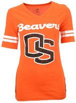 Soffe Women's Oregon State Beavers Football T-Shirt