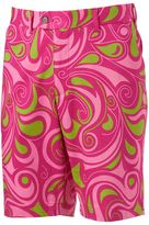 Men's Loudmouth Cotton Candy Classic-Fit Golf Shorts