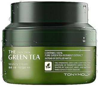 Tony Moly TONYMOLY The Chok Chok Green Tea Watery Cream