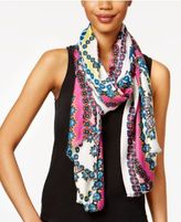 INC International Concepts Printed Wrap & Scarf in One, Only at Macy's
