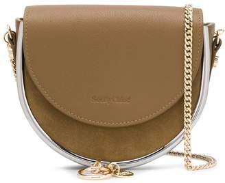 See by Chloe Charm-Detail Crossbody Bag