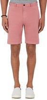 Theory Men's Zaine SW Stretch-Cotton Twill Chino Shorts