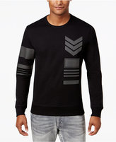 INC International Concepts Men's Graphic Print Long-Sleeve T-Shirt, Only at Macy's