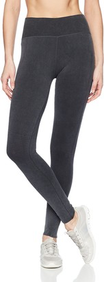 Splendid Women's Studio Activewear Workout Athletic Seamless Legging Bottom