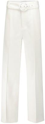 Sir. Jacque cotton-blend wide-leg pants