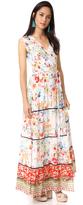 ONE by Johanne Beck Maxi Wrap Dress