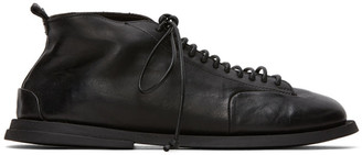 Marsèll Black Ambello Derbys