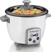 Hamilton Beach 6-Cup Digital Rice Cooker
