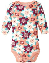 Kickee Pants Solid One Piece (Baby) - Pasqueflower - 0-3 Months