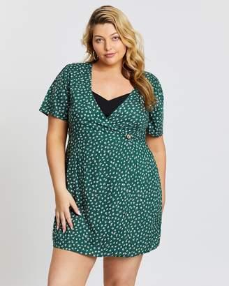 Volcom Wrapsicle Dress
