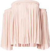 Elizabeth and James off shoulder blouse - women - Polyester - XS