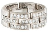 Cartier Diamond Maillon Panthère Band