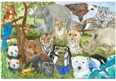 Melissa & Doug Kids Toy, Endangered Species 48-Piece Floor Puzzle