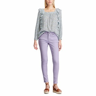 Chaps Women's Premium Stretch Comfort Skinny Fit Ankle Length Pants