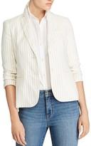 Lauren Ralph Lauren Pinstripe Blazer