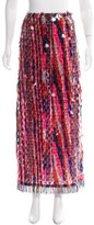 Missoni Embellished Maxi Skirt