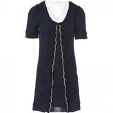 Christian Lacroix Navy Cotton Dress for Women