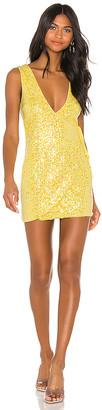 h:ours Broadway Mini Dress