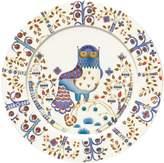 Iittala Taika Porcelain Flat Dinner Plate