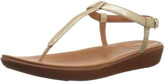 FitFlop Women's Tia Thong Heels Open Toe Sandals